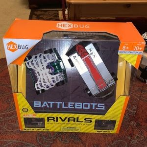 HEXBUG BattleBots Rivals (Witch Doctor and Bronco)